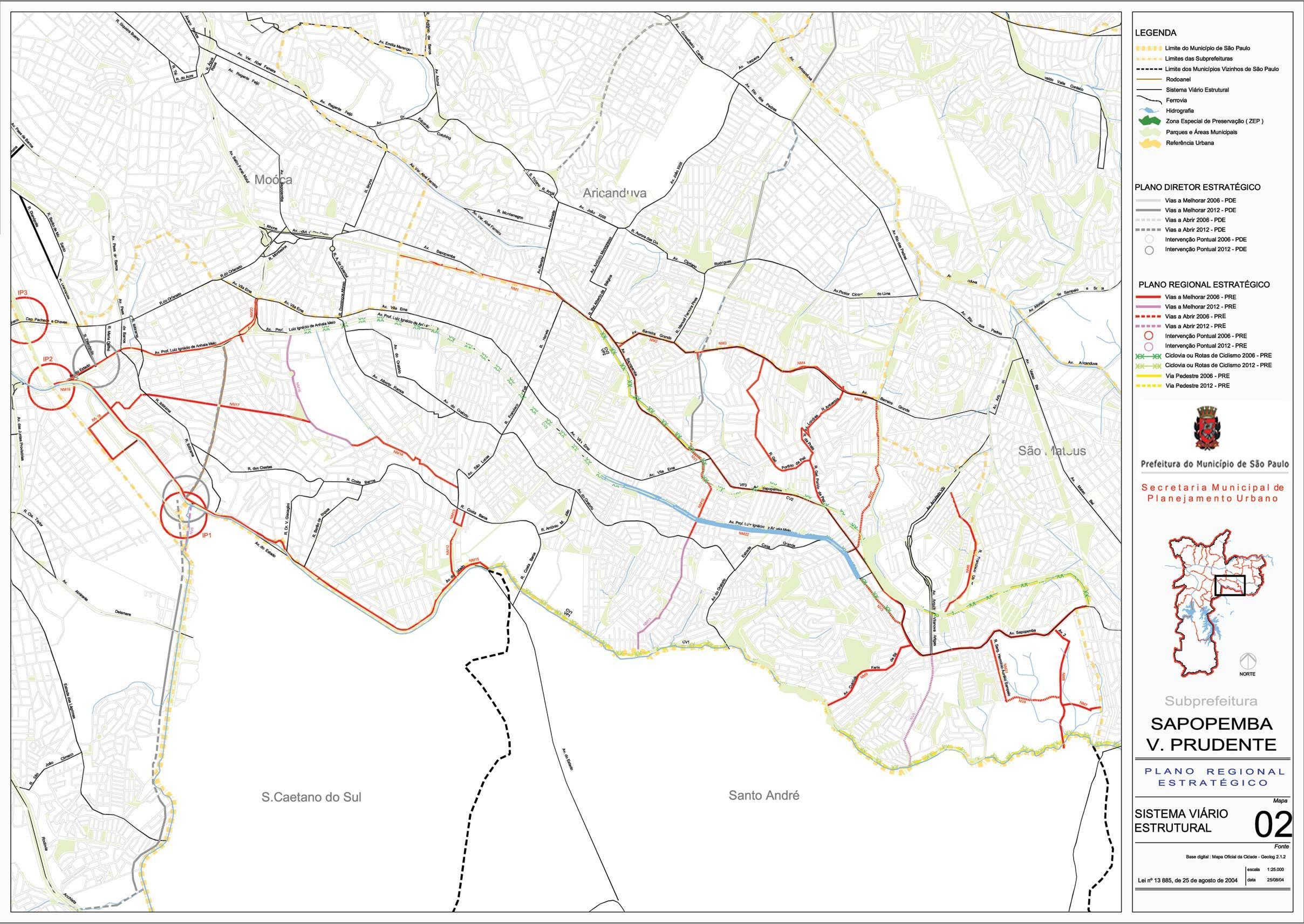 Sapopembra Sao Paulo Karta Cesta Karta Sapopembra Sao Paulo